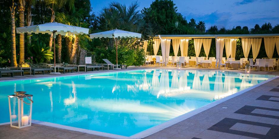 Hotel 3 stelle con piscina e ristorante per cerimonie di matrimonio in provincia di latina - Hotel a pejo con piscina ...